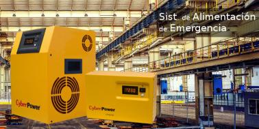 Sistema de Alimentación de Emergencia, SAE o EPS