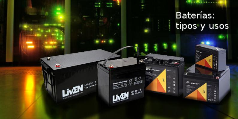 f2b0f4afe Baterías - tipos y usos - todosai